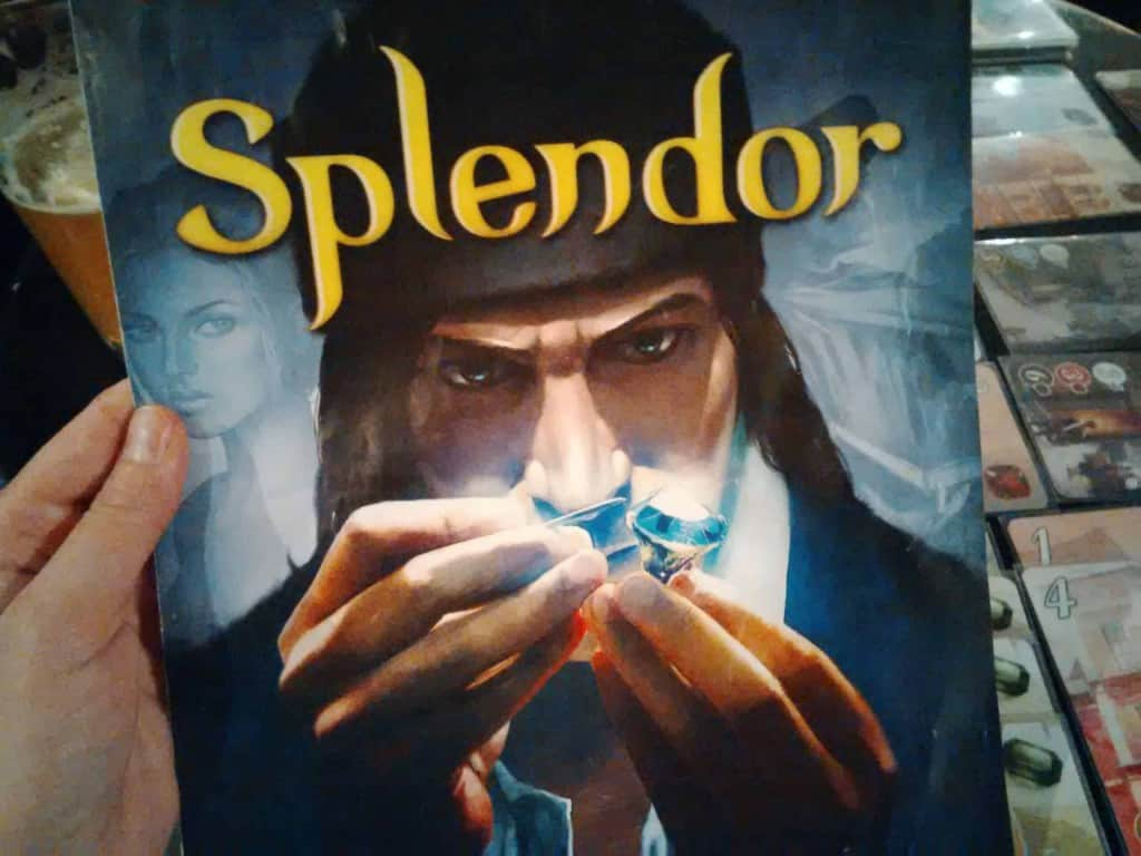 Splendor beginners bordspel volwassenen