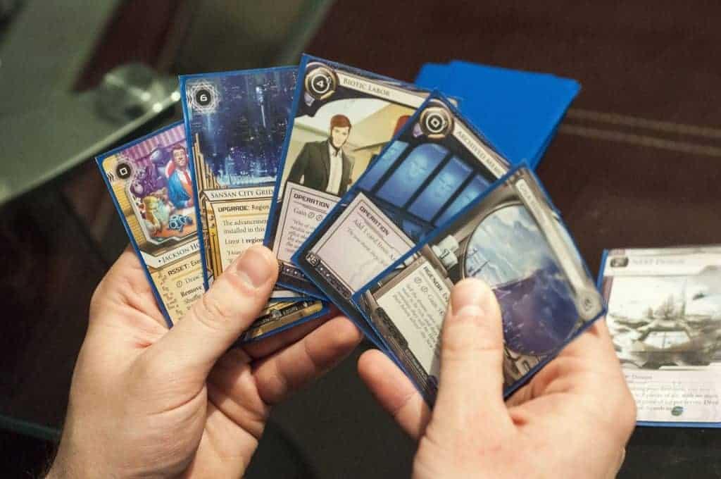 android netrunner kaartspel