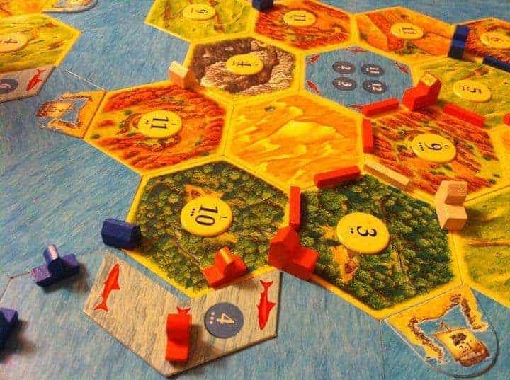 kolonisten van catan kooplieden en barbaren uitbreiding