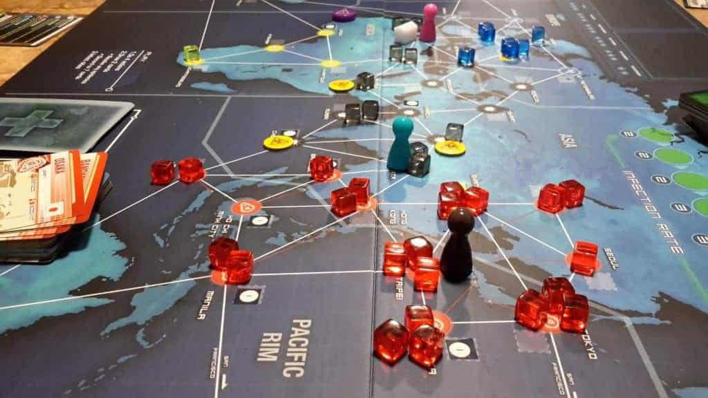 pandemic legacy seizoen 1 bordspel
