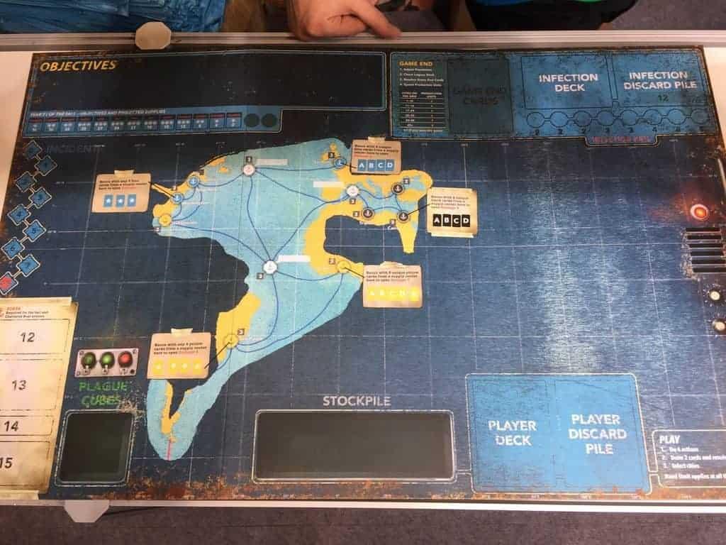 pandemic legacy seizoen 2 bordspel