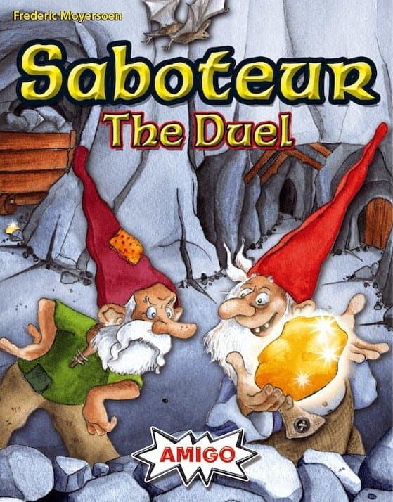 Saboteur het duel