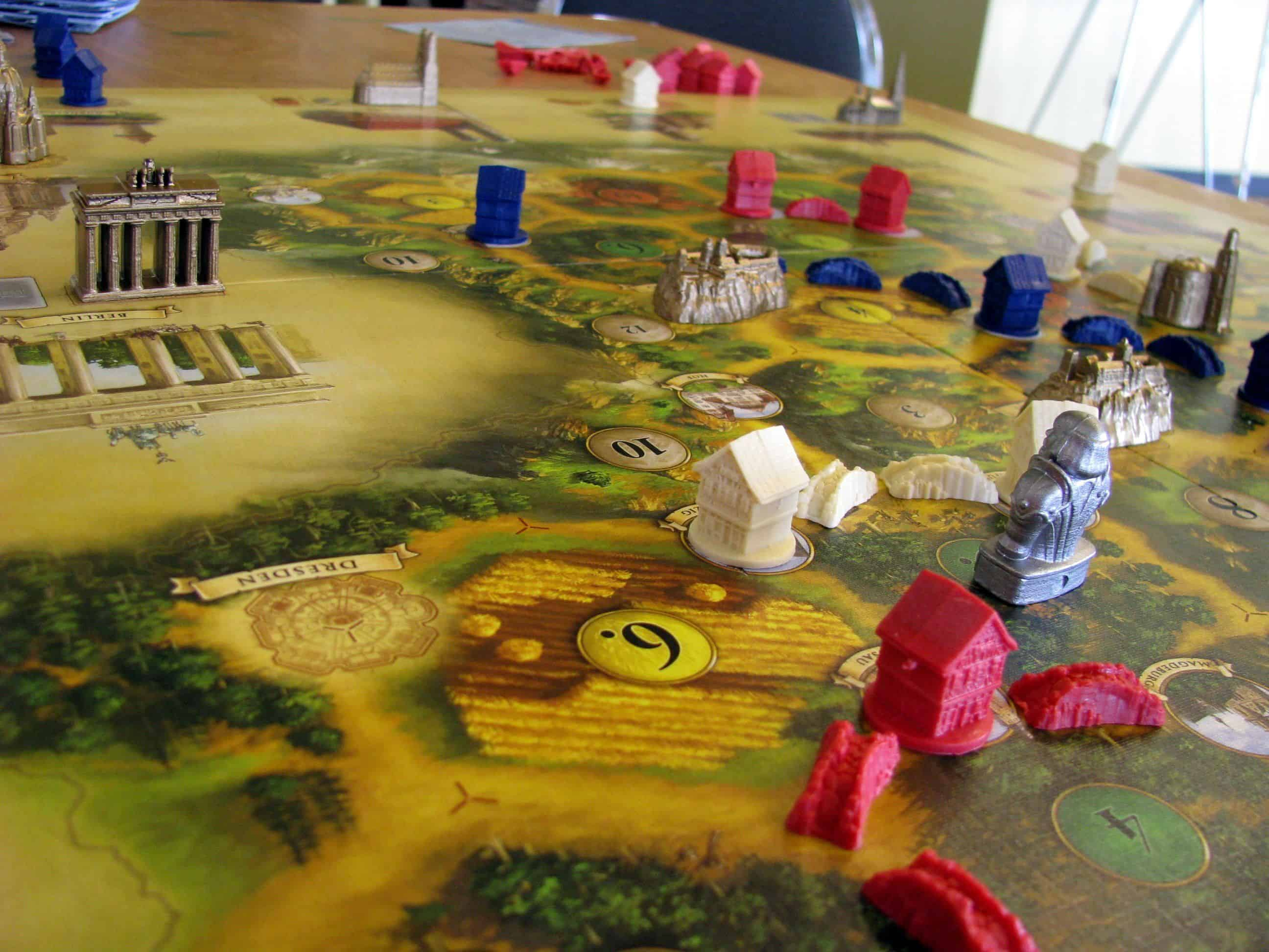 Catan Geographies Germany