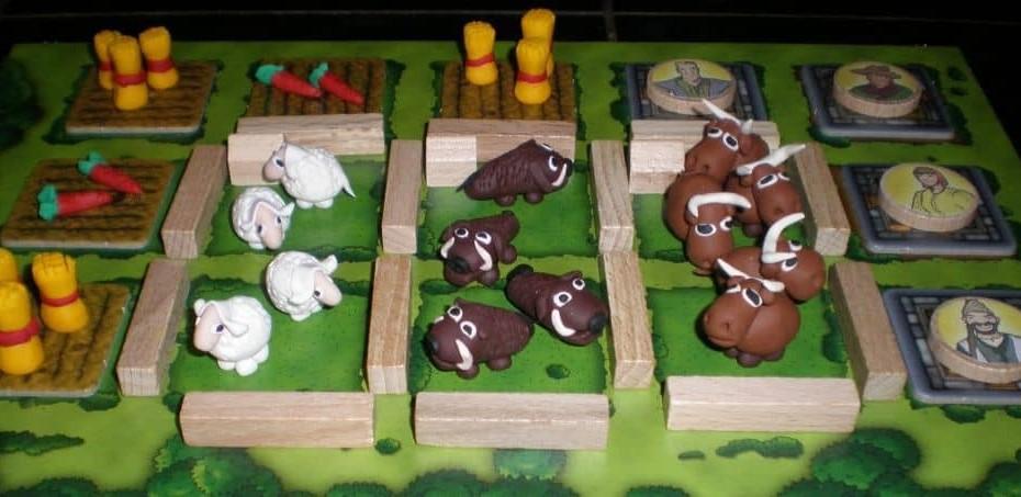 Agricola bordspel