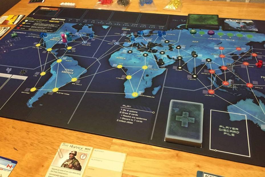 Pandemic Legacy- Season 1