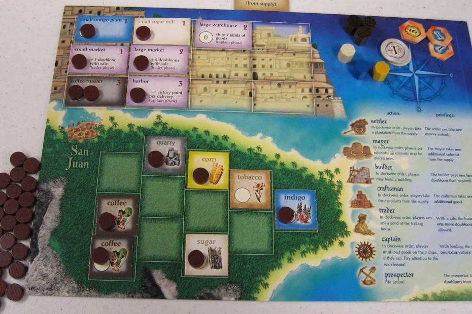 Puerto Rico bordspel
