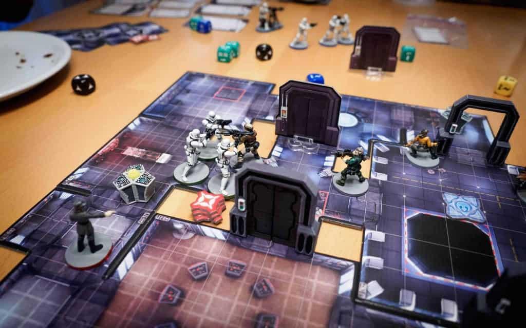 Star Wars Imperial Assault bordspel