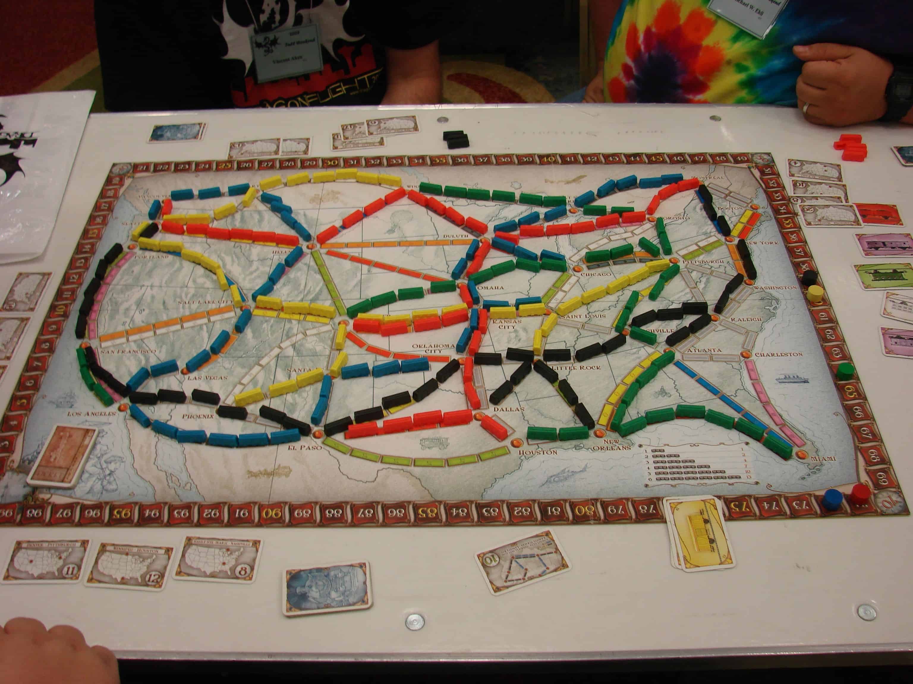 Ticket to Ride recensie