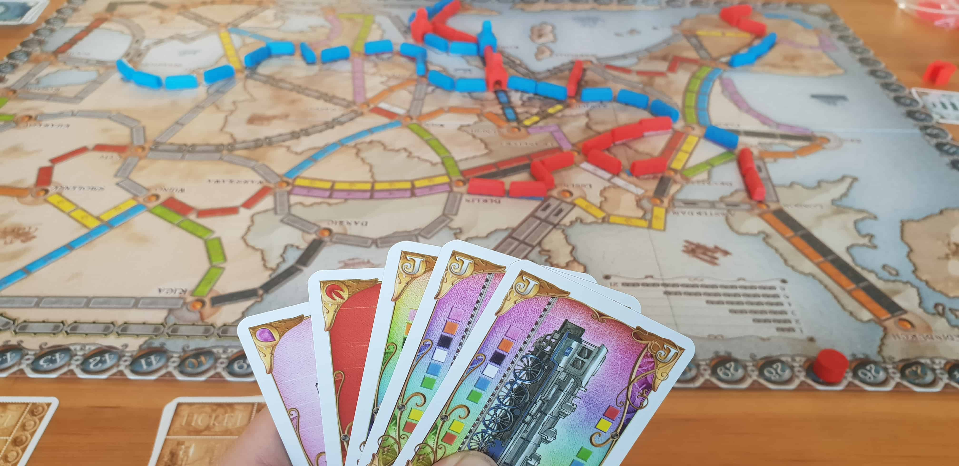 ticket to ride 7