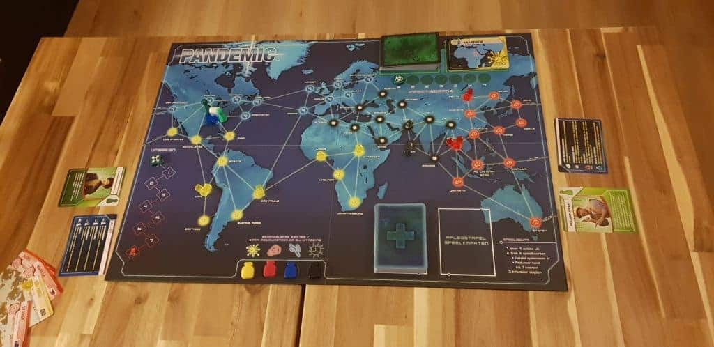 pandemic begin opstelling 3