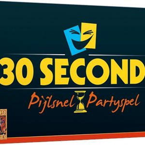 30 Seconds Nederlandse editie bordspel