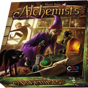 Alchemists - Engelstalig