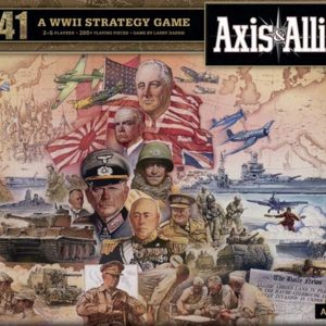 Axis & Allies 1941 - Bordspel