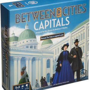 Between Two Cities: Capitals