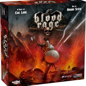 Blood Rage Engels Bordspel