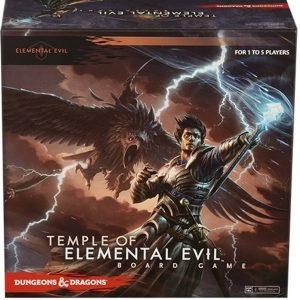 D&D Temple Of Elemental Evil Boardg