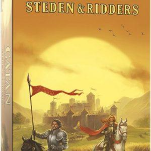 De Kolonisten van Catan: Steden en Ridders uitbreidingset - Bordspel