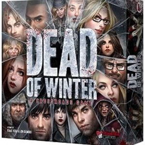 Dead of Winter A Crossroads Game - Engelstalig Bordspel