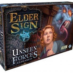 Elder Sign - Unseen Forces Expansion
