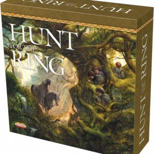 Hunt For The Ring Bordspel (Engelstalig)