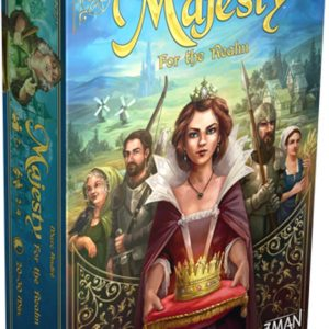 Majesty: For the Realm Bordspel (Engelstalige versie)