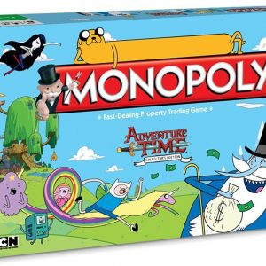 Monopoly Adventure Time - Bordspel