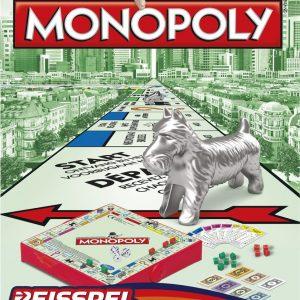 Monopoly België - Reiseditie
