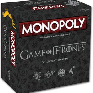Monopoly Game of Thrones (Collector's Edition) - Engelstalig Bordspel