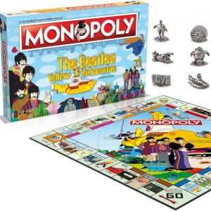 Monopoly - The Beatles Yellow Submarine 50th Anniversary