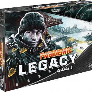 Pandemic Legacy Season 2 Black - Engelstalig Bordspel