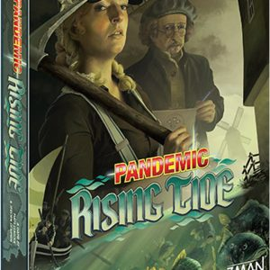 Pandemic Rising Tide - Engelstalig Bordspel