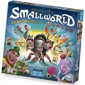 Small World - Powerpack 1 Expansion :: Days of Wonder