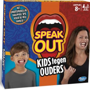 Speak Out Kids tegen Ouders - Partyspel