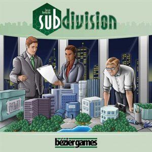 Subdivision - Engelstalig bordspel