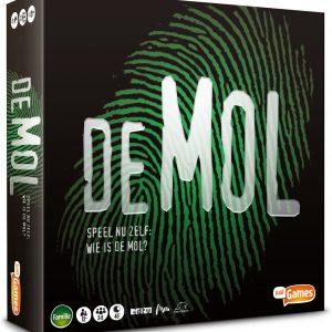 Wie is de Mol? Bordspel