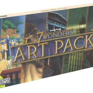 7 Wonders Art Pack