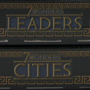 7 Wonders Uitbreidingen