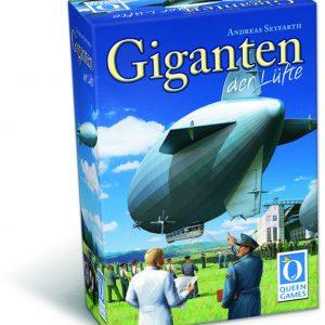 Airships dobbelspel - Flying Giants