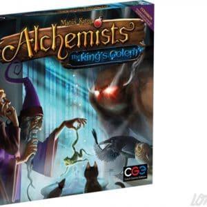 Alchemists: The King's Golem Expansion