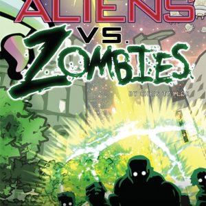 Aliens vs. Zombies Wargame (Engelstalig)