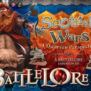 BattleLore - Scottish Wars - Bordspel