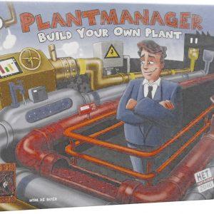 Build your own Plant Bordspel