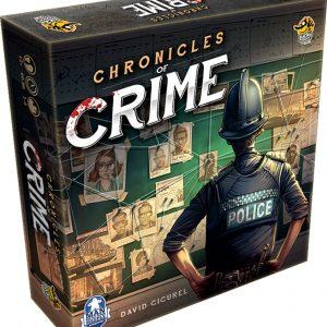 Chronicles of Crime - Engelstalige Versie