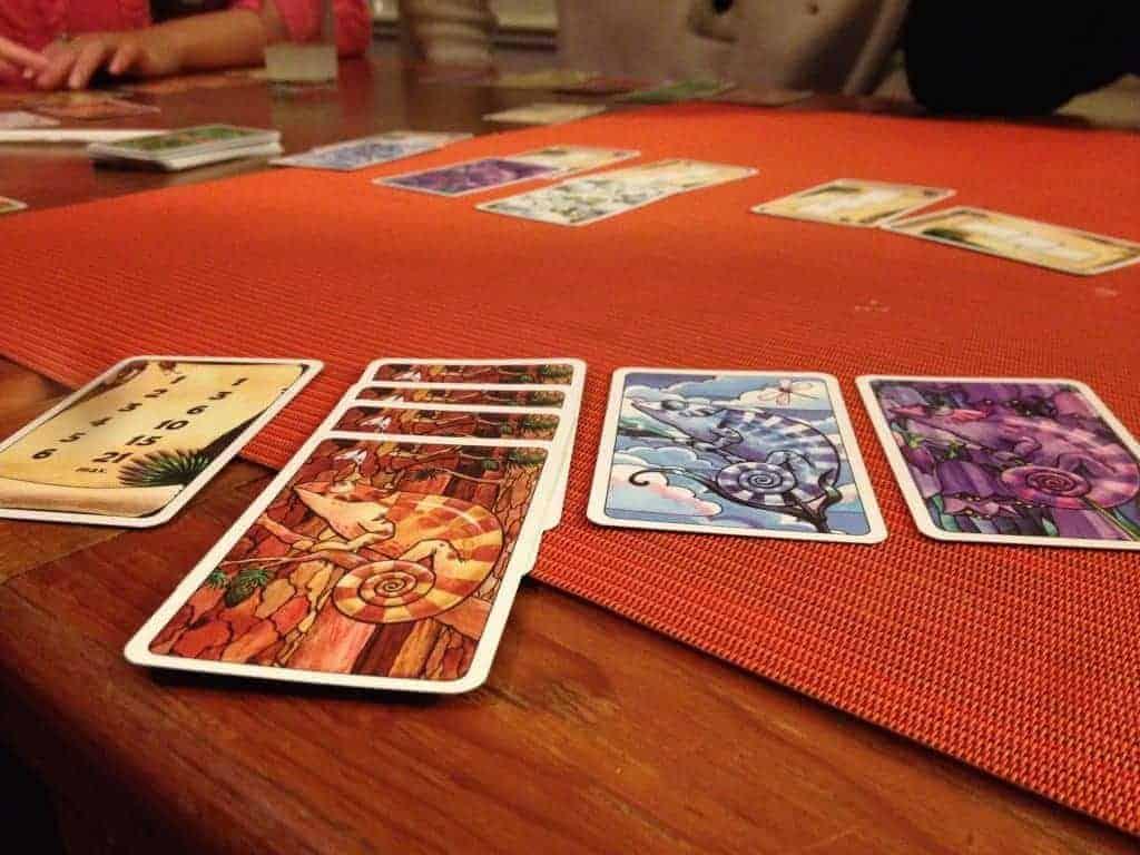 Coloretto bordspel