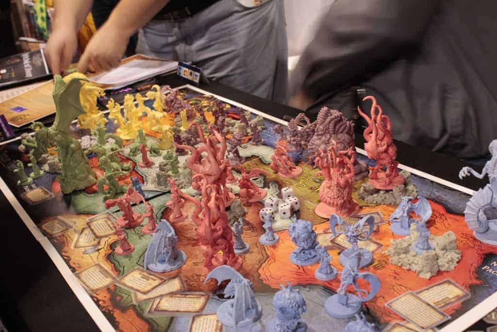 Cthulhu Wars bordspel