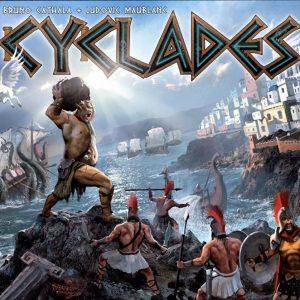 Cyclades - Bordspel