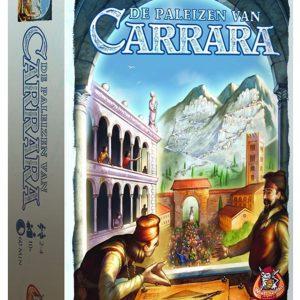 De Paleizen van Carrara