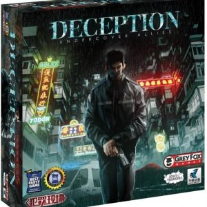Deception Undercover Allies Expansion
