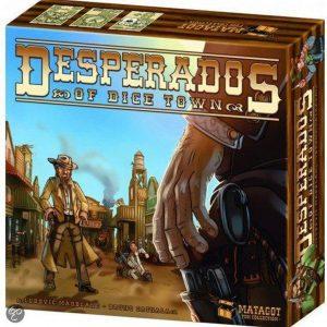 Dice Town Desperados - Bordspel