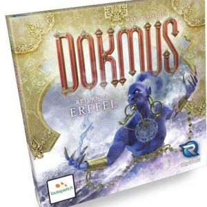 Dokmus Expansion - Return of Erefel EN :: Lautapelit